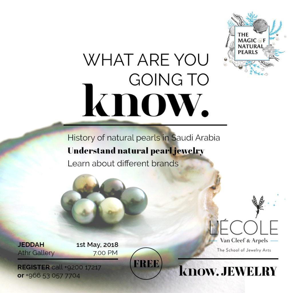 The Magic of Natural Pearls - 2