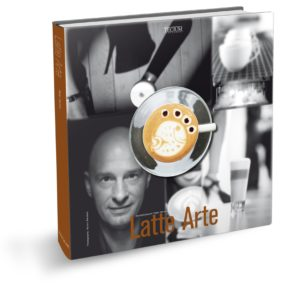 Book cover Latte Arte